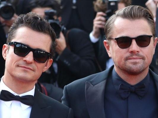 Cannes 2019: Leonardo DiCaprio, Orlando Bloom e Pierfrancesco Favino sul red carpet
