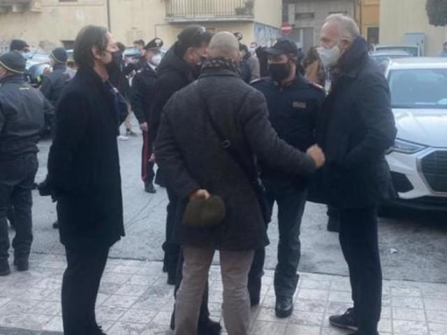"""Civitanova, Ciarapica in giro per la città nell'ultima domenica 'gialla': """"Nessuna multa elevata"""""""