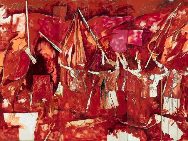 Il Sessantotto secondo la Galleria Nazionale di Roma. Un inizio mainstream