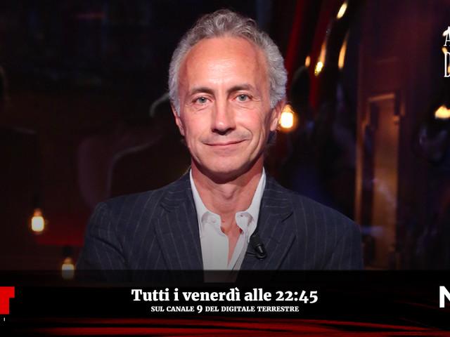 """Accordi&Disaccordi (Nove), l'intervento di Marco Travaglio: """"Alla politica servono i voti degli evasori fiscali"""""""