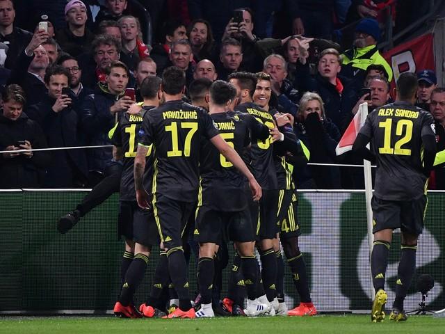 Cristiano Ronaldo non basta: buon 1-1 della Juventus in casa dell'Ajax