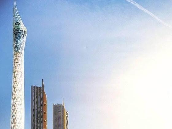 Dipartimento del Tesoro sul progetto di torre: Progetto per onorare il defunto re Bhumibol: