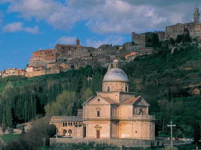 Montepulciano, la quintessenza della bellezza toscana