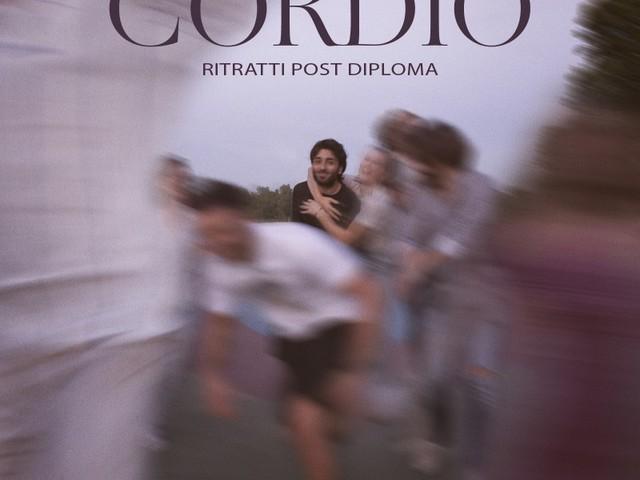 Cordio: disponibile l'EP 'Ritratti Post Diploma' prodotto da Ermal Meta