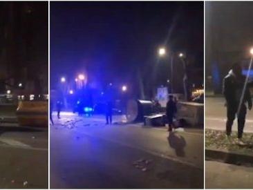 Ferrara, auto travolge straniero inseguito dai carabinieri. Gli amici lo credono morto e scoppia la rivolta di strada