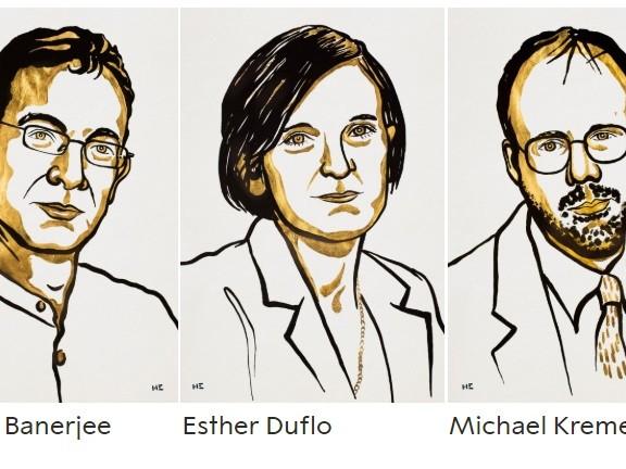 Il Premio Nobel per l'economia a Banerjee, Duflo e Kremer per la lotta alla povertà