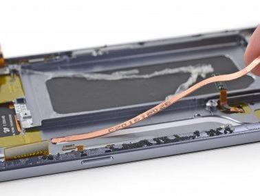 Samsung: dissipazione con heat pipes per i top gamma 2018
