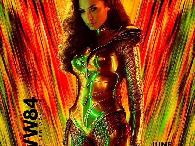 Wonder Woman, Gal Gadot riparte dagli anni '80