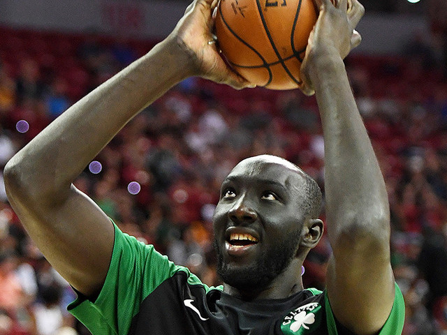 What's Next For Tacko Fall? TackoMania Will Overtake Maine With Red Claws