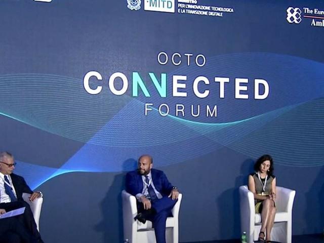 Octo connected forum - Parte la via italiana alla mobilità connessa
