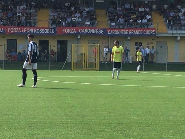La Caronnese batte il Savona. Legnano agguantato all'ultimo minuto