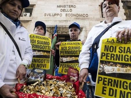 Pernigotti, raggiunto l'accordo: la produzione continua a Novi Ligure. Di Maio: no esuberi
