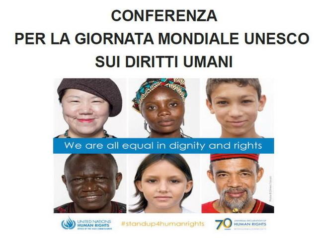 Sanremo: mercoledì prossimo al Casinò di Sanremo la 'Giornata Mondiale sui Diritti Umani' con l'Unesco