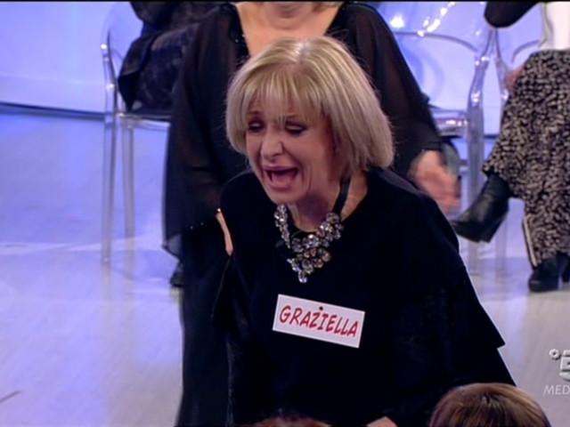 """Uomini e Donne, Trono Over, lo sfogo di Graziella contro Manfredo sui social network: """"Maiale, lurido verme viscido schifoso..."""""""