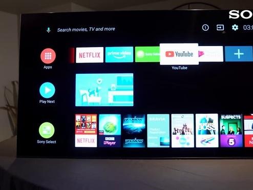Android TV Oreo in distribuzione sui TV Sony | Si parte dagli USA