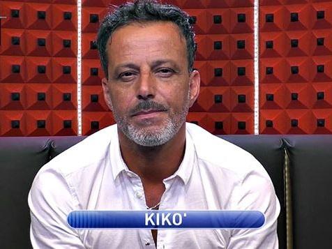 """Kikò Nalli sbotta: """"Io difendo il mio rapporto con Ambra, la mia donna"""""""
