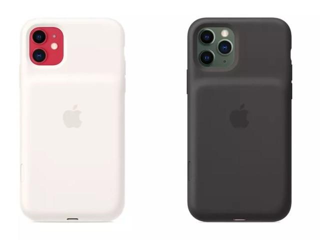 Il nuovo case con batteria della Apple per l'iPhone 11 supporta la ricarica wireless e ha un tasto per la camera