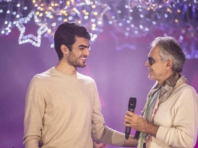 Matteo Bocelli, chi è: età, carriera, vita privata del figlio di Andrea Bocelli