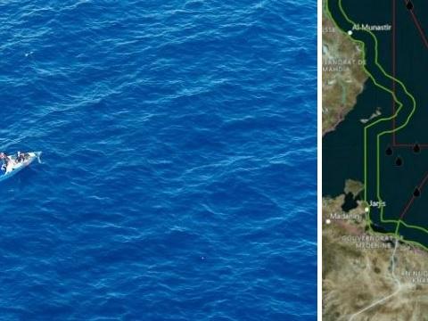 Migranti, barcone in difficoltà in Libia: militari italiani lo soccorrono