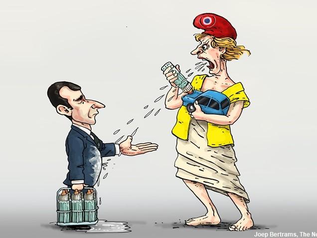 Gilet gialli, quando ha ragione Macron. Ma l'impatto sociale della carbon tax è da rivedere