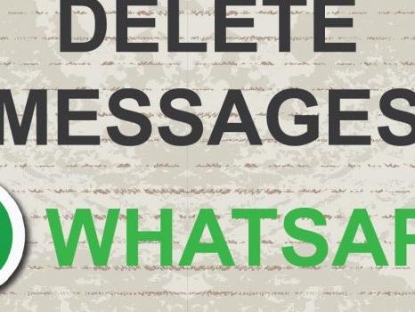 Cancellare i messaggi inviati su WhatsApp, nuovo indizio da aggiornamento per funzione imminente