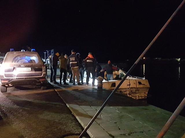 Migranti, sbarco nella notte a Lampedusa