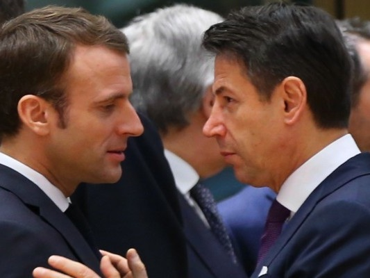 Perché di fronte ai contabili dell'Ue Italia e Francia non sono uguali