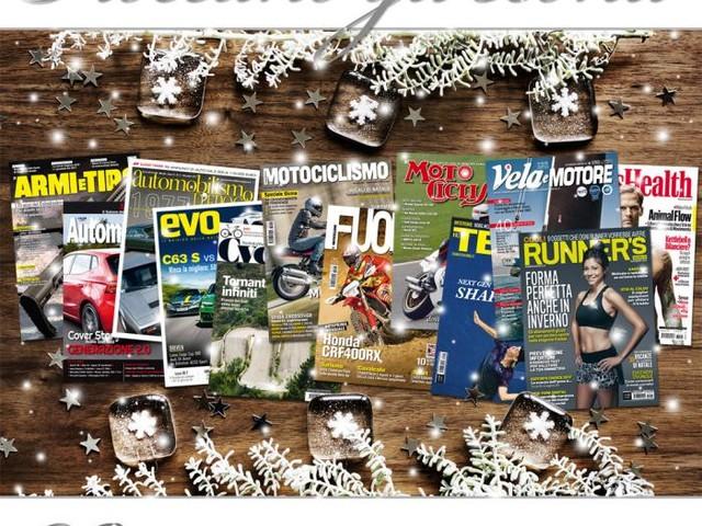 Fioccano gli sconti! Promozione natalizia