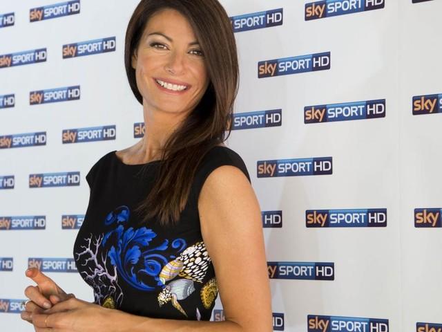 Ilaria d'Amico lascia il calcio su Sky Sport: il suo posto potrebbe prenderlo Anna Billò