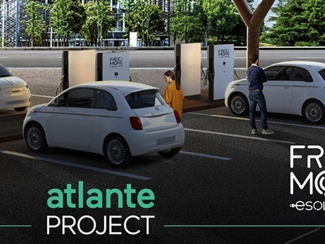 Free2Move eSolutions - Al via il progetto Atlante per le reti di ricarica rapida