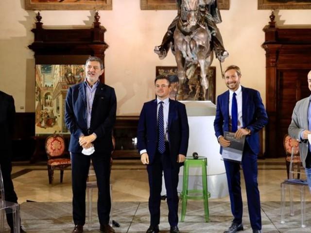 'Macroregione Adriatica', Acquaroli all'incontro con i governatori di Abruzzo e Molise