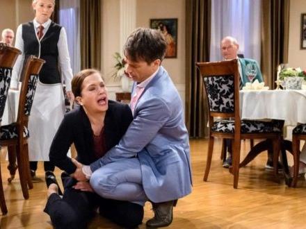 Tempesta d'amore, anticipazioni tedesche: EVA perderà il bambino?