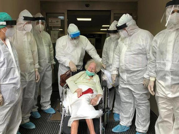 Coronavirus, 89enne si riammala e muore