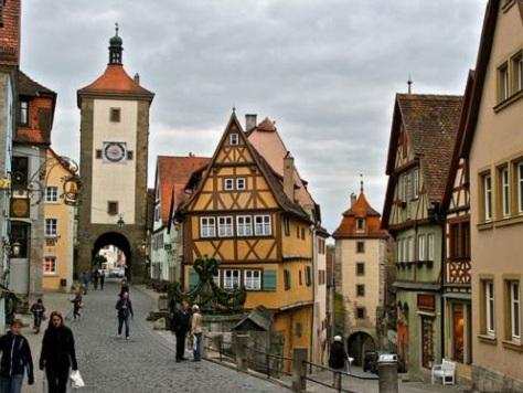 Rothenburg: cosa vedere