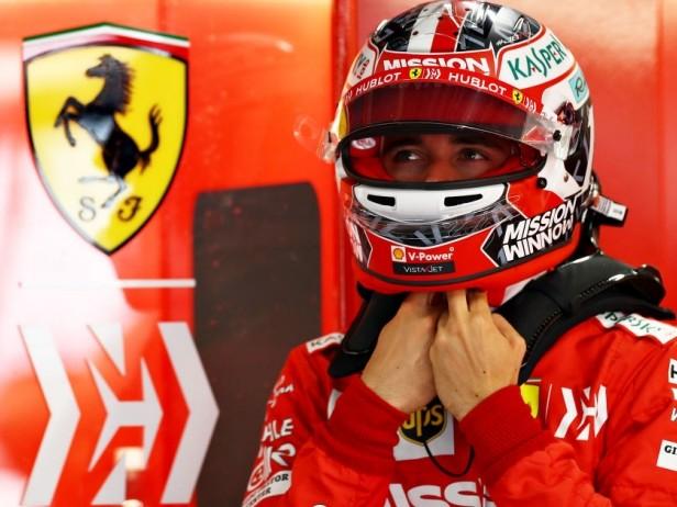 Leclerc penalizzato di 15'': ecco perché
