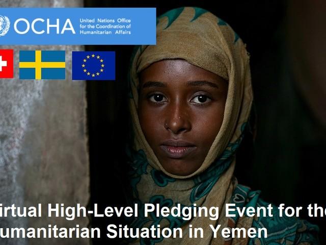 Yemen: dall'Ue 95 milioni di euro per gli aiuti alle persone minacciate da guerra e carestia
