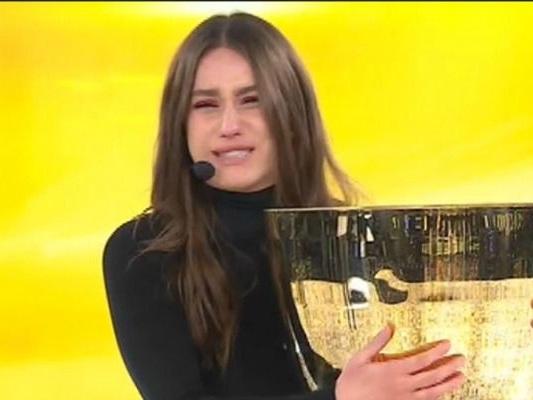 Amici 19 la finale, vince Gaia Gozzi: 'Mi avete dato la possibilità di riprovarci'