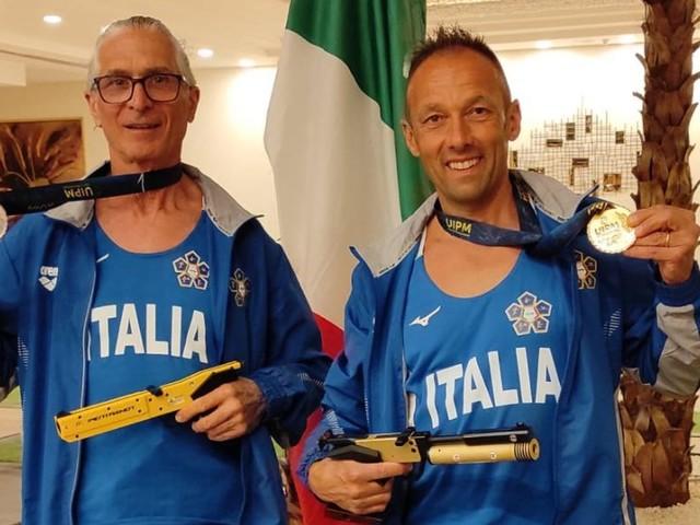 Pesaro: Emanuele Gambini è campione del mondo di Laser Run