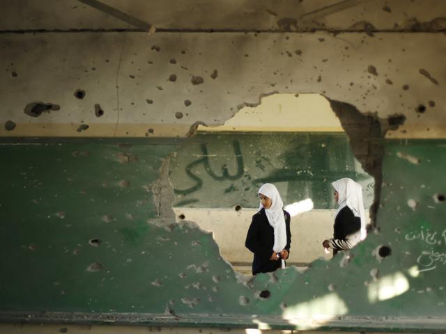 A Gaza la campanella non suonerà