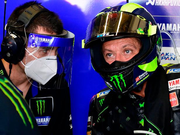MotoGP, GP Austria. Prove libere: Vinales è il più veloce, Valentino Rossi fuori dal Q2