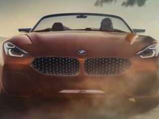 BMW Z4 2018: la concept sbarca a Pebble Beach