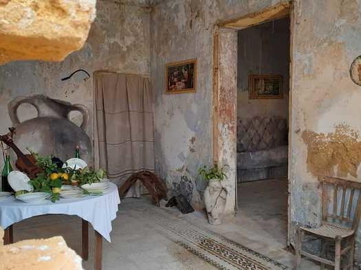 Musei: sisma Belìce, 'Percorsi visivi' open air a Montevago