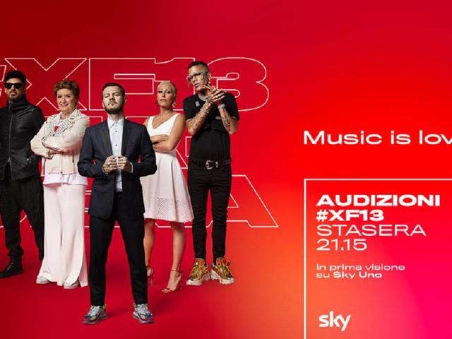 X Factor 13, assegnate le categorie ai quattro giudici: ecco le novità