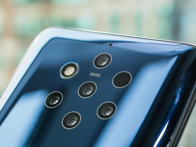Nokia 9 Pureview si aggiorna risolvendo un fastidioso problema al sensore di impronte