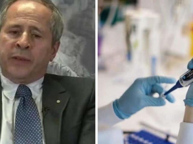 Vaccino, Crisanti: 'Remdesivir con stessa procedura, ora si scopre che non serve a niente'