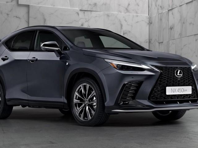 Lexus NX - Aperti gli ordini per la nuova generazione