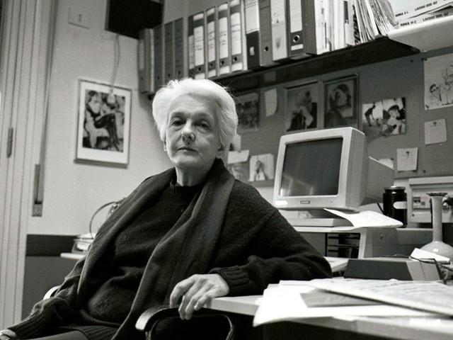 Addio a Rossana Rossanda, la 'Ragazza secolo scorso' chefondò il Manifesto