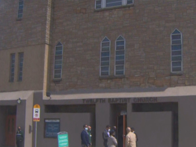 Roxbury's Twelfth Baptist Church Opens As New COVID Vaccination Clinic