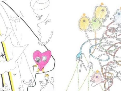 'Rompete le righe! Disegno e Libertà creativa', una mostra dedicata adAlessandro MendinieRiccardo Dalisi