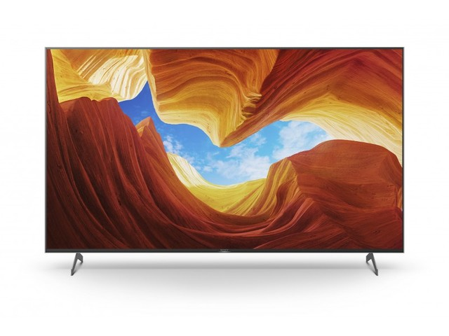 TV LED smart Sony Bravia KD55XH9096 con supporto PS5 in offerta: da Unieuro al prezzo di 999 euro